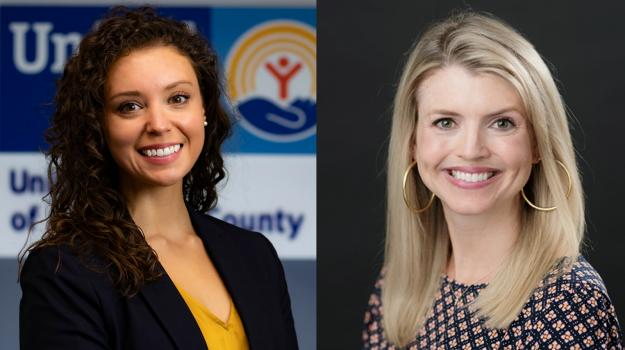 United Way of Greenville County Promotes Beasley, Scales