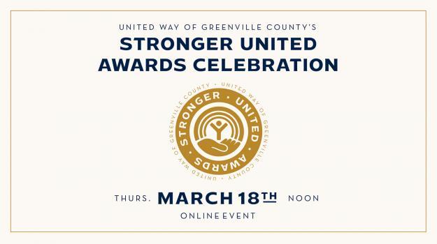 2021 Stronger United Awards Celebration