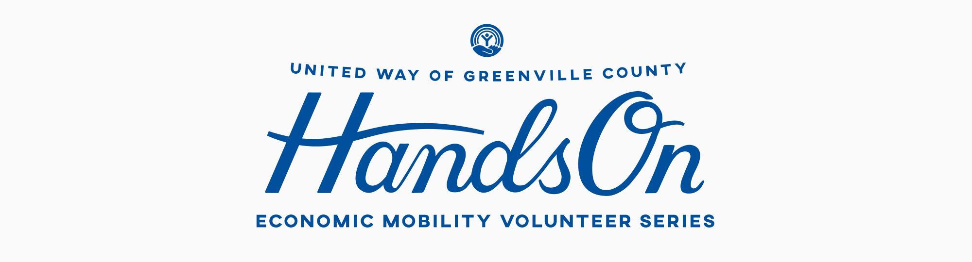 Hands On: Economic Mobility Volunteer Series