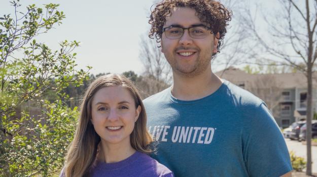 Volunteer Spotlight: Adam & Kristen Tuiletufuga