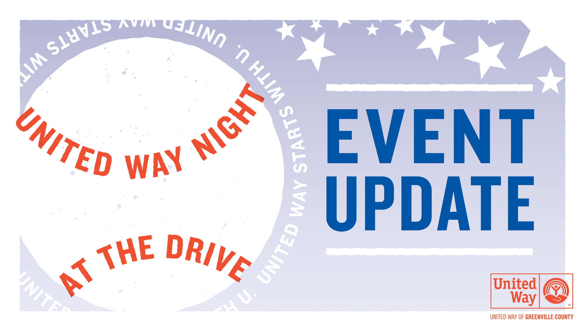 Event Update: United Way Night at the Drive